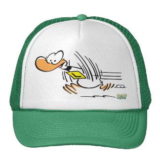 Gorra del camionero del pato del tilín del pantano