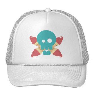 Gorra del camionero del PIRATA del HELADO