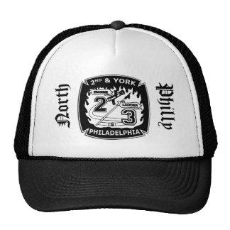 Gorra del camionero del remiendo del motor 2
