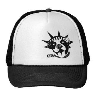 Gorra del camionero del rescate NYC del perro