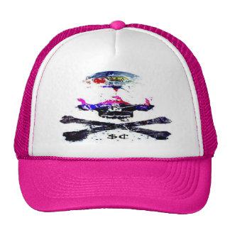 gorra del camionero del rey del suicidio del capon