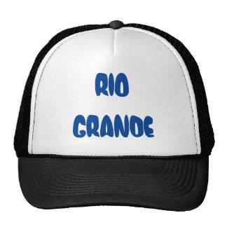 Gorra del camionero del Rio Grande
