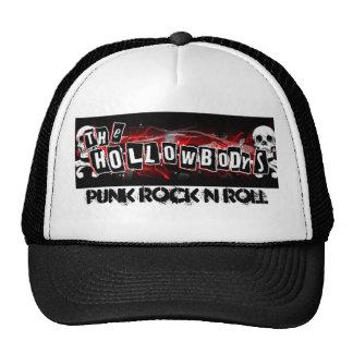 Gorra del camionero del rollo del punk rock N