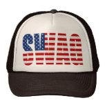Gorra del camionero del Snapback de la malla de Br