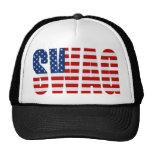 Gorra del camionero del Snapback de la malla del n