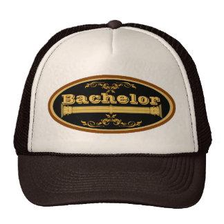 Gorra del camionero del soltero