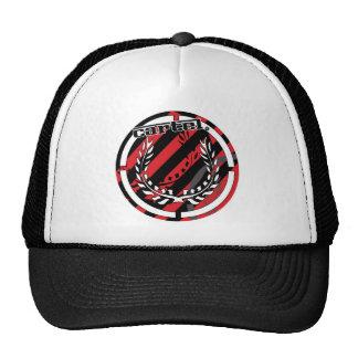 Gorra del camionero del Striper del cártel