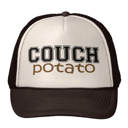 Gorra del camionero del teleadicto