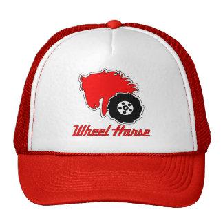 Gorra del camionero del tractor del jardín del