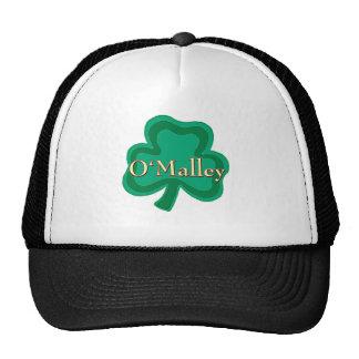Gorra del camionero del trébol de O'Malley