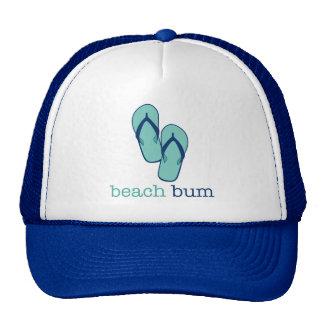Gorra del camionero del vago de la playa de los fl
