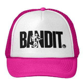 """Gorra del camionero del vintage BMX del """"bandido"""""""