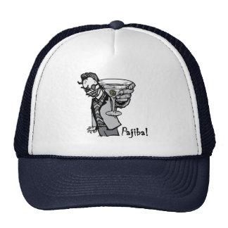 Gorra del camionero del zombi de Pajiba