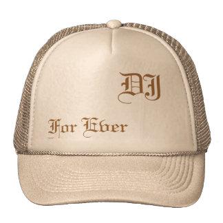 Gorra del camionero: DJ