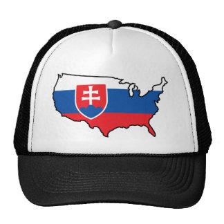 Gorra del camionero: Eslovaco en los E.E.U.U.