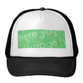 Gorra del camionero - negro