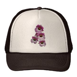 Gorra del camionero - orquídea de pensamiento