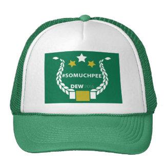 Gorra del camionero para Dewey
