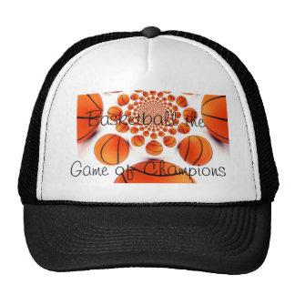Gorra del camionero para los conductores del balon
