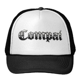 Gorra del camionero para su estilo de Boricua del