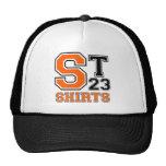 Gorra del camisetas ST23