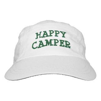 Gorra del campista contento para los hombres y las gorra de alto rendimiento