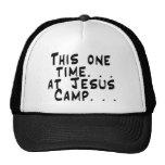 Gorra del campo de Jesús