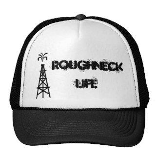 Gorra del campo petrolífero