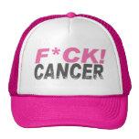 Gorra del cáncer de F*ck