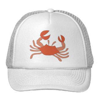 Gorra del cangrejo