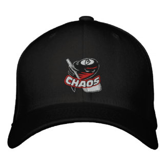 Gorra del caos LCC Gorra De Beisbol Bordada