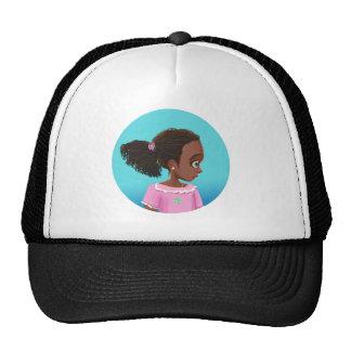 Gorra del carácter del chica de Lida