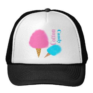 Gorra del caramelo de algodón