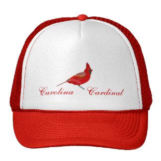 Gorra del cardenal de Carolina