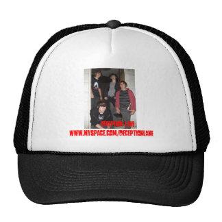 Gorra del carril del engaño