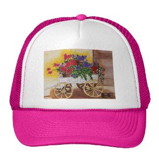 Gorra del carro de la flor de Maura Ganley