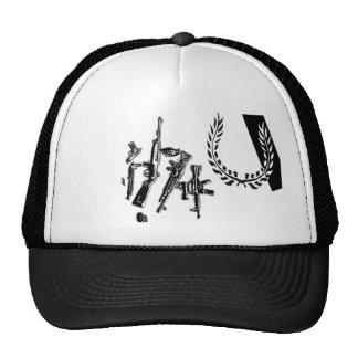 Gorra del cártel AGCS