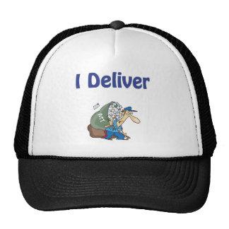 Gorra del cartero