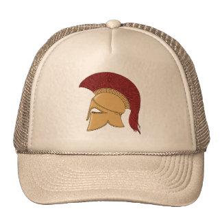 Gorra del casco del Corinthian