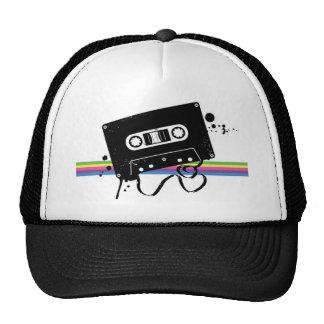 gorra del casete 90s
