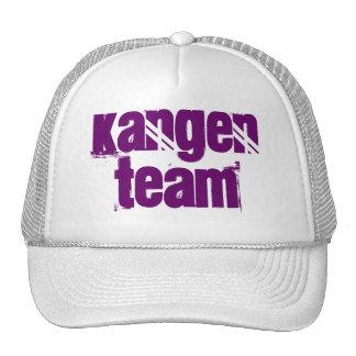 Gorra del casquillo del equipo de Kangen