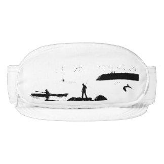 Gorra del Casquillo-Saco del pelícano del Kayaker Visera