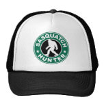 Gorra del cazador de Sasquatch