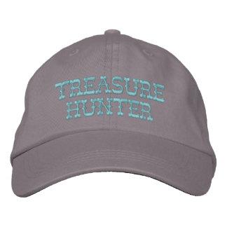 Gorra del cazador de tesoros gorro bordado