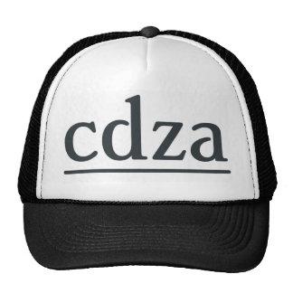gorra del cdza