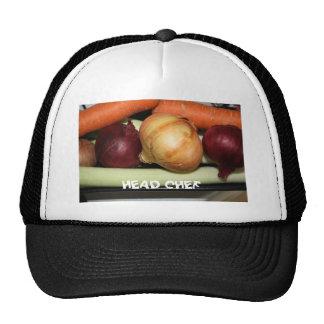 Gorra del CHEF de las verduras