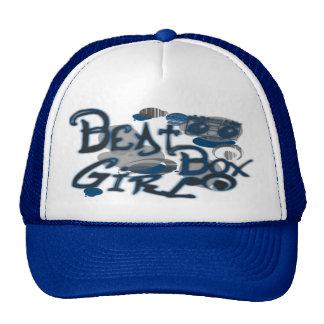 Gorra del chica B de Beatbox