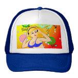 gorra del chica de baile