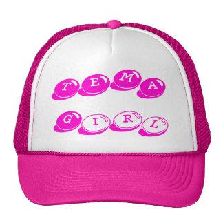 Gorra del chica de TEMA
