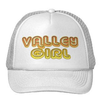 Gorra del chica del valle